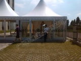Modulaire / Mobile / Prefab / Shipping Container House with Get Tent 19