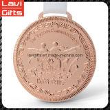 Medalla de encargo superior de Taekwondo del precio de fábrica de la venta