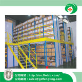 Caliente-Venta del estante de varias filas de la alta calidad para el almacenaje del almacén