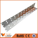 Sistema de techo suspendido de canal de fibra de acero galvanizado