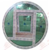 Окно винила американского стандарта овальное (BHP-RW04)