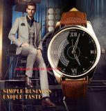 Relógio popular considerável do movimento de quartzo para os homens Fs457