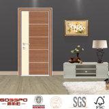 Compuesto de madera blanca de la puerta de entrada frontal (GSP13-002)