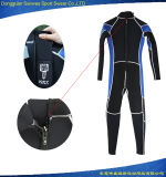 3mmのネオプレンの防水および柔らかく完全なBodysuitのウェットスーツ