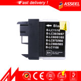 Cartucho de tinta compatible LC11/16/38/39/61/65/67/980/990/1100 para el hermano