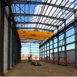 خفيفة فولاذ يشيّد بناء ورشة مع تصميم جيّدة