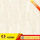 Естественная каменная конструкция кроет супер лоснистый фарфор черепицей плитки настила (AG6990)