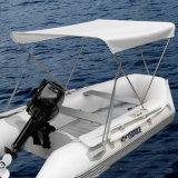 De kleine Buitenboordmotor 2stroke 2.5HP van de Macht voor Vissersboot