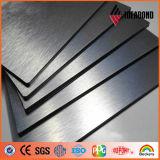 Самым лучшим панель почищенная щеткой качеством алюминиевая составная (ACP)