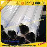 カスタマイズされた6063 T5アルミニウム管のプロフィールの円形の管のプロフィールのSuqareの管のプロフィール