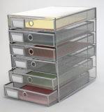 금속 메시 문구용품 파일 쟁반 사무실 책상 부속품