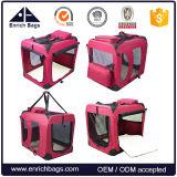 Lavable plegable para mascotas Pet Carrier suavidad portable de la bolsa de viaje