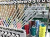 2017大きいスクリーンヘッド刺繍機械10インチの高速2の