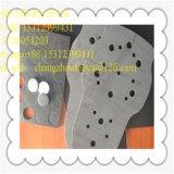 Rilievo di gomma piuma tagliato inserto su ordinazione di EVA della casella della gomma piuma di EVA della cassetta portautensili per imballaggio