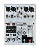2017 Nieuwe Professionele AudioMixer Lk06fx die Console mengen