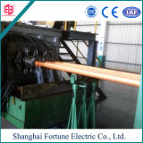 Máquina de carcaça elétrica contínua para /Steel/Tube de cobre
