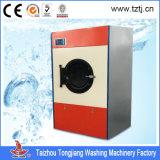 30kg, gás 50kg aqueceu máquina de secagem usada para o hotel/hospital/escola