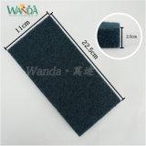 Hochleistungsschaumgummi-Reinigungs-Auflage-Pinsel-Auflage für Fußboden-schwere Flecke