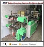 Dos Rolls PE bolsas de basura o bolsa de supermercado en Roll Making Machine (DC-ZD)