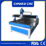 Prix en bois de machine de commande numérique par ordinateur de modèle de carte de cuir en bois de tissu