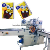 Taschentuch-Gewebe-Ballenpreßmaschine für das Wegwerfpapierverpacken