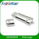 USB inoxidável Pendrive do metal da vara da memória da vara do USB