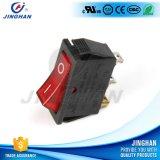 Inverseurs à rappel électriques de bouton rouge pour la cheminée électrique