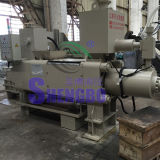 Eisen-Sägemehl-horizontale Brikett-Maschine für die Wiederverwertung