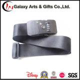 Tsa material de nylon ajustables correas de equipaje personalizada