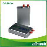Inseguitore del veicolo di GPS GSM con il sensore livellato per i serbatoi dell'olio, parco di camion, soluzione del combustibile di furto del combustibile di video del combustibile del generatore anti