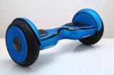 Individu sec de deux roues de 10 pouces équilibrant le scooter électrique avec le $$etAPP