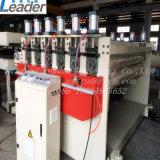 Máquina hueco de la protuberancia de la hoja de Multiwall de la PC del policarbonato