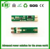PCM de la batería OEM/ODM PCBA BMS del Li-Polímero del Li-ion del surtidor de China para el paquete de la batería de 8.4V 3A