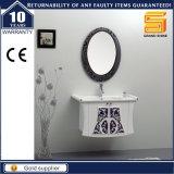 Unità fissata al muro di vanità di combinazione della stanza da bagno verniciata lucentezza europea