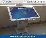 55inch Full HD digital interactivo táctil LCD de publicidad del jugador
