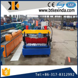Kxd Hot Salts Color Steel Hydraulic Curving Roll Forming Machine