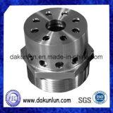 Piezas que trabajan a máquina del CNC del metal de la precisión/del acero inoxidable