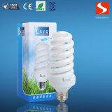 lâmpada fluorescente compata cheia da espiral 15W de 12mm