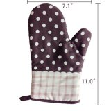 Bakkende Katoenen van /China van de Handschoenen van de Magnetron van Ovenwanten In het groot Ovenwant Op hoge temperatuur, de Handschoenen van de Magnetron, de Handschoen van de Ovenwant van de Keuken van de Handschoen van het Werk