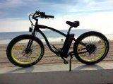 2017贅沢な浜の巡洋艦のタイプ脂肪質のタイヤの電気自転車En15194