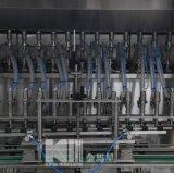 Máquina de rellenar del aceite de cocina en el continente de China