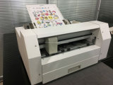 Автоматический резец ярлыка цифров с стикером бумаги размера A3+