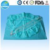 Venda quente do rolo não tecido da folha de base da alta qualidade para médico