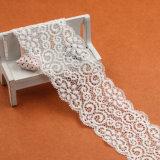 Merletto elastico di vendita caldo del Brasile dello Spandex di nylon
