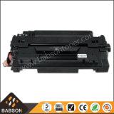 統合のHP Laserjetプリンターのための黒い互換性のあるトナーカートリッジCe255A