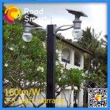 Lampada di via solare registrabile della strada del giardino del comitato solare 8W LED