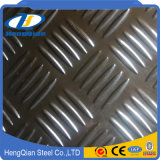 ASTM 201 placa antideslizante del acero inoxidable de la hora del Cr 304 430 310S