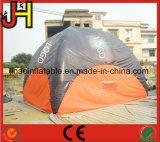 Qualitäts-aufblasbares kampierendes Zelt, aufblasbares Zelt für Verkauf bekanntmachend