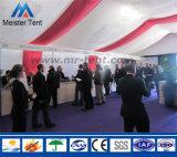 Handel van de Luifel van het Embleem van de douane toont de Op zwaar werk berekende de Tent van de Tentoonstelling van de Tent