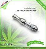 전자 담배 C14-C 세라믹 코일 Cbd 기화기 카트리지